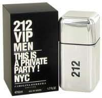 Carolina Herrera 212 VIP Eau De Toilette Spray for Men 50Ml/1.7Oz