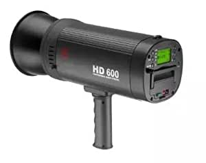 Jinbei HD600 II HSS Mobile Battery Hand Studio Strobe Is Now Upgraded to HD600V