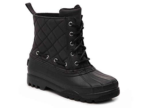 Sperry Top-Sider Women's Gosling Duck Boot, Black, 8