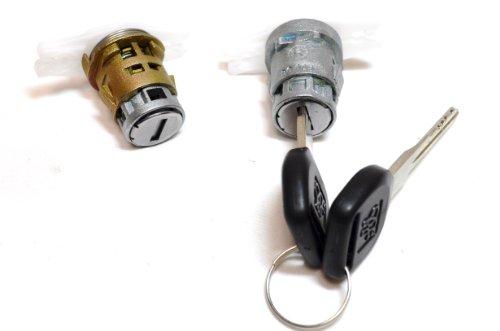 PT Auto Warehouse DLC-151 - Door Lock Cylinders
