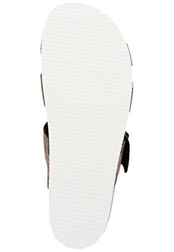 Dr. Brinkmann Dames-pantolette Grijs 701124-9 Grijs