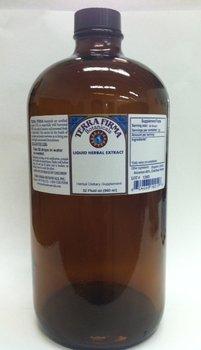 Лопух Tincture- Liquid Растительные экстракты: 32 унций.