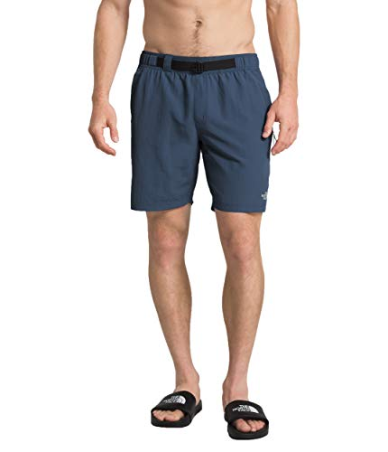 The North Face Men's Class V Belted Trunk, Shady Blue, Size ()