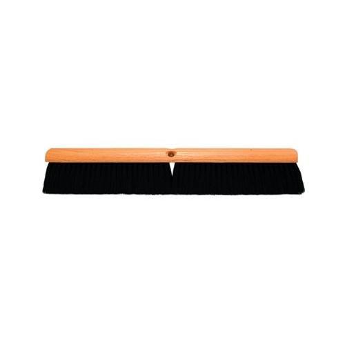 No. 10 Line Floor Brushes - 30'' floor brush w/m60 337c1ad black tampi