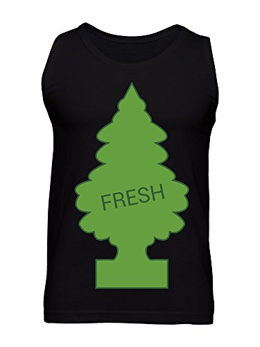 Fresh Car Perfume Tree Men's Tank Top