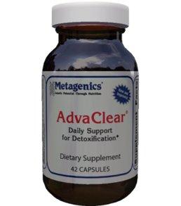Metagenics AdvaClear 126C