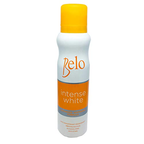 Belo Intense White Advanced Whitening Formula Anti-Perspirant Deodorant Spray 140mL