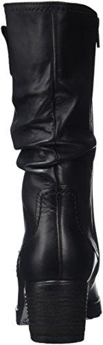Gabor 57 Botas Sport Schwarz Negro Shoes Mel para Comfort Mujer UrRUq6w