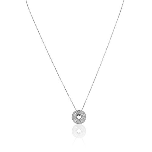 Collier CLEOR Argent 925/1000 - Femme - 45 cm