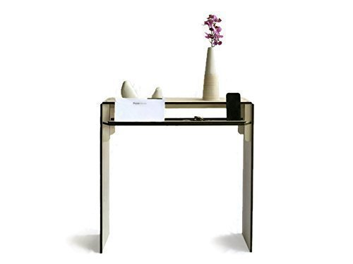 Bon Small Entryway Table With Catchall, Narrow Table For Small Spaces, Console  Table Behind Sofa