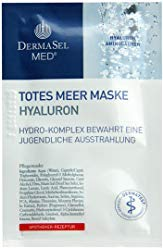 3 Pack Dermasel Hyaluronic Mask, 12 ml -Treatments & Masks - Antioxidant Skin Protection Function - Skin Care & Personal Care - Germany