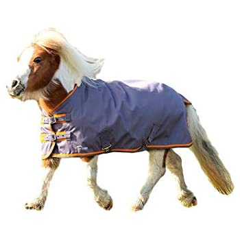 "Showman RED Adjustable 36/""-40/"" 1200 Denier Winter FOAL//MINI Horse Blanket NEW!"