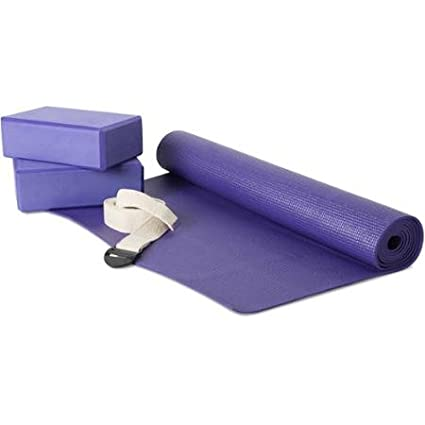 Amazon.com : Tranquil Escapes Durable Yoga Kit Includes Mesh ...