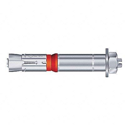 Mkt Fastening Wedge Anchor Dia.10mm CS Ln.117mm PK50