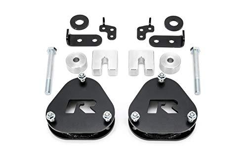 (ReadyLift 69-5421 2 inch SST Toyota Highlander lift kit)
