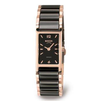 Boccia B3201-04, Women's Wristwatch