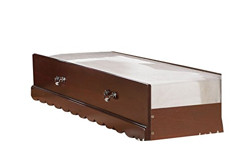 (Acme Furniture 30278 Cecilie Trundle, Cherry, Twin)