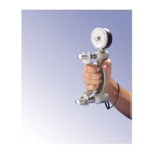 Jamar Hydraulic Hand Dynamometer - Fabrication 12-0600 Fabrication Jamar Hydraulic Hand Dynamometer, 200 Pound