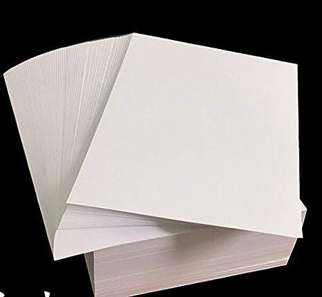 120 hojas de papel de acuarela de algodón a granel, papel de ...