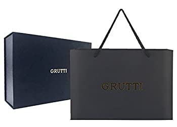 For Father's Day! Grutti Premium Shaving Brush Set With Luxury Brush Stand & Brush Holder For Soap Bowl & Manual Razor (Fusion 5) Kits For Men (Badger Hair Version) 7
