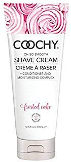 (Coochy Shave Cream Frosted Cake - 12.5 oz New Design Same Great Product)