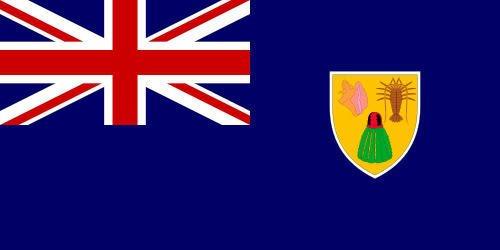 国旗 イギリス タークス・カイコス諸島旗 90×150cm
