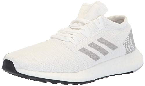 light White Solid grey Adidas Femme Go Grey Pureboost wHptIS