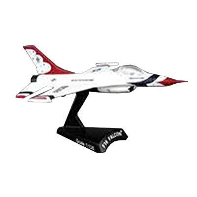 Daron Worldwide Trading F-16 Thunderbird Vehicle: Toys & Games