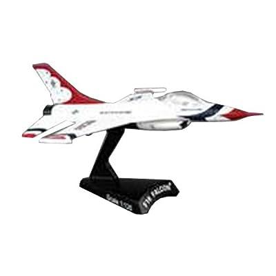 Daron Worldwide Trading F-16 Thunderbird Vehicle: Toys & Games