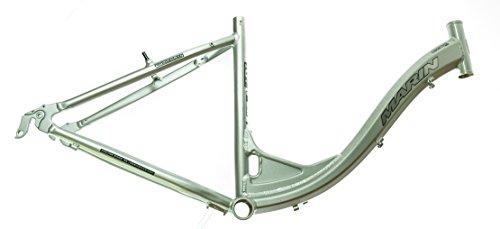 "17"" MARIN STINSON EURO 26"" Step Through Hybrid Bike Frame Silver Alloy NOS NEW"