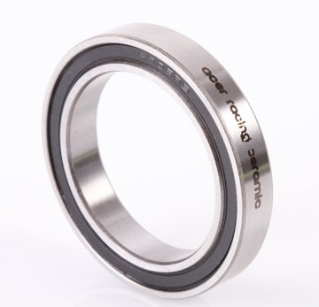 6806 2RS Ceramic Cartridge Bearing BB30 ID=30 OD=42 W=7 30x42x7mm Ceramic Ball Bearing (Bb30 Bearing Ceramic)