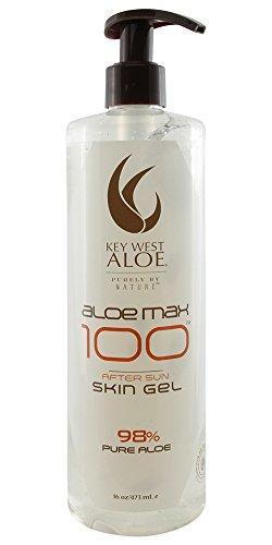 (Key West Aloe Max 100 15.5 oz)