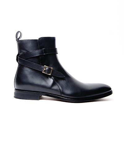 Southern Gents Emerson Jodhpur Boot (7, Black)