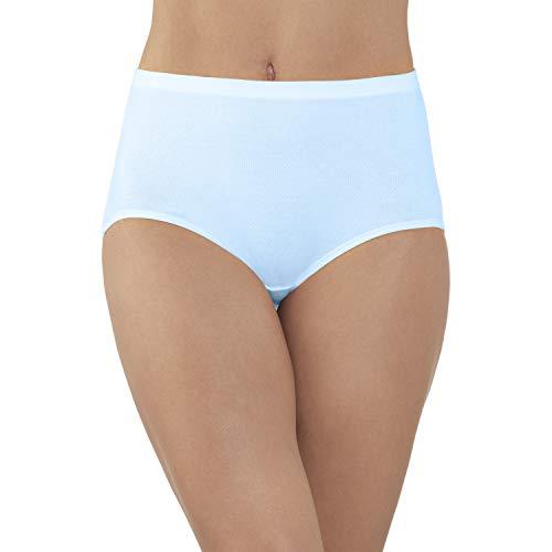 Fruit of the Loom Women's Breathable 4 Pack Panties
