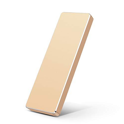 🥇 Disco Duro Externo 1tb USB 3.1 Disco Duro Externo para Mac