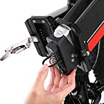 GUNAI-Biciclette-ElettricoPieghevole-Bici-da-Montagna-Ebike-con-Sedile-Posteriore-26-Pollici-Grande-capacit-500W-21-velocit-Sospensione-Completa-Premium