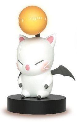 Taito Final Fantasy XIV A Realm Moogle Figure Room Lamp Light Yellow, 7''