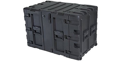 SKB 11U Removable Shock Rack 24-Inch Deep (3RR-11U24-25B) by SKB