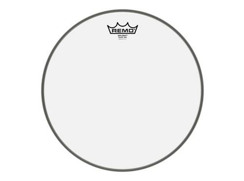 Remo Diplomat Hazy Snare Side Drumhead, 14