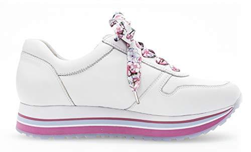 zapato Exterior Calle Mujer 448 de Ocio calzado Deporte Negocios 26 de De Con fl Casual Cordones Weiss Gabor zapatilla Deportivo calzado calzado mínimo Y se OZxq5wz