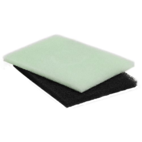 Giant Replacement Little (LITTLE GIANT 566113 Mechanical and Biological Filter Replacement Pad, 400 Gallons)