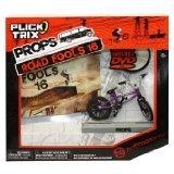Flick Trix Props DVD 4 with Hoffman Purple