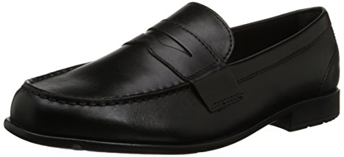 UPC 888164268487, Rockport Men's Classic Lite Penny Loafer,Black/Black,8 M (D)