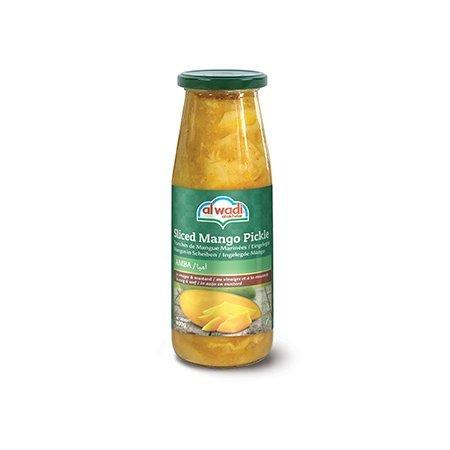 Al Wadi Sliced Mango Pickle (Amba) 14.12oz