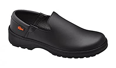 Dian - Marsella src o1 fo - zapatos anatómicos - talla 46 - negro 4FkOQUMz7