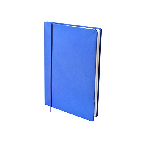 Dresz 1002116001Elastico e quaderni A5, Dark Blue