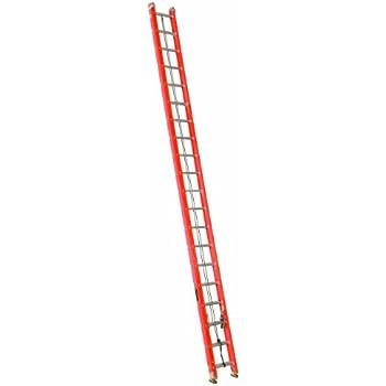 Titan 40 Foot Aluminum Extension Ladder 1a 300 Lbs 7000