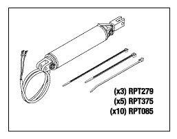 Back/Foot Cylinder Kit MIC065
