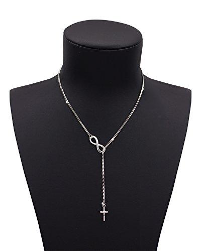 Zealmer Pendant Necklace Charming Sequin