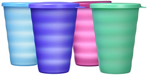 Tupperware Impressions Dripless Tumblers